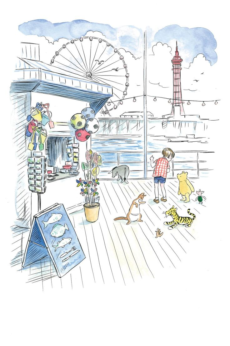 Top ten family days out in England (Condé Nast Traveller)