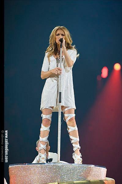 Went to a Celine Dion concert!