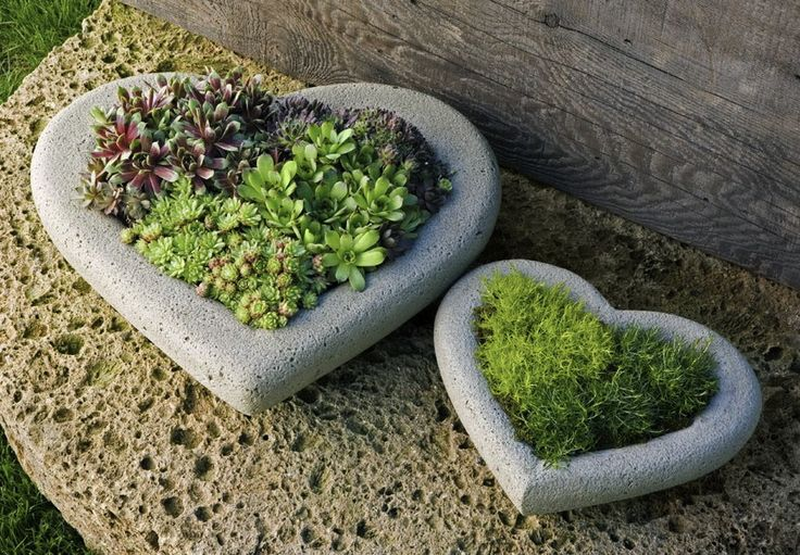 A great idea if u can find heart shaped molds!