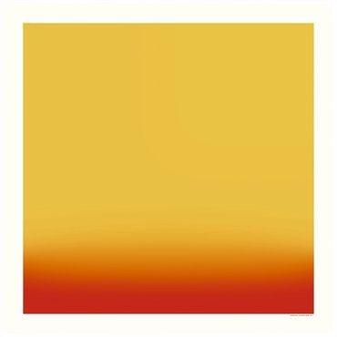 Le carré Hermès de Sugimoto : soie solaire