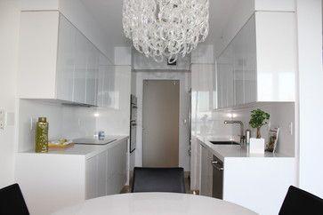 North Miami contemporary kitchen