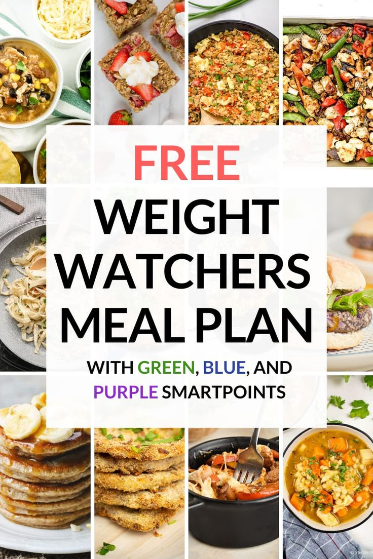 Pin On Weight Watcher's Freestyle (Blue/Purple) Recipes