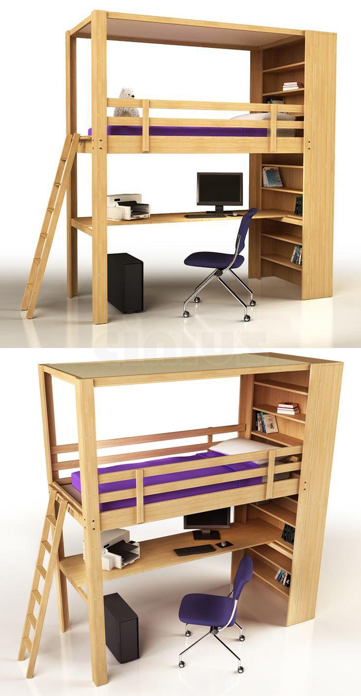 Camera Da Letto Con Struttura In Legno E Bauli Interior Design : Oltre fantastiche idee su arredamento camera da letto