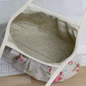 グラニーバッグの作り方   簡単かわいいハンドメイド - 無料型紙 -   BEE FACTORY