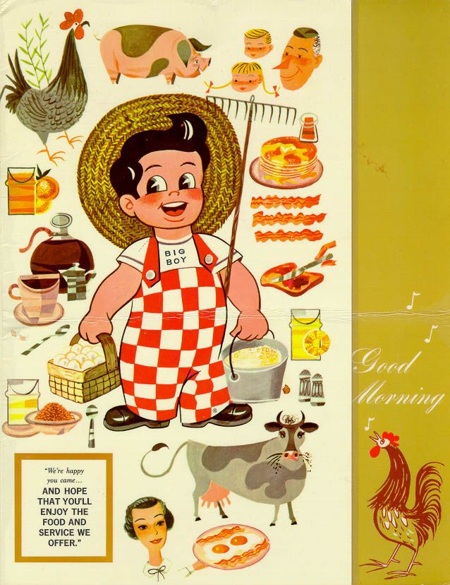 Bob's Big Boy  1969