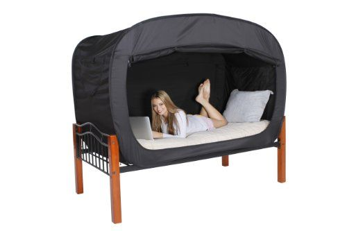 Bed Tent - Privacy Pop Tent | Gifts for College Students