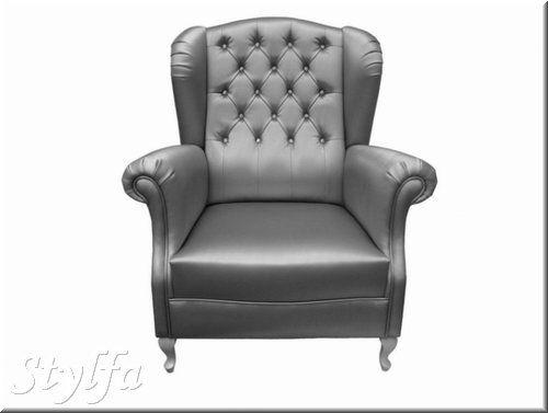 Párizs füles fotel tűzött támlával.Ülése lehet fix kárpitozású - rugós kiképzéssel, vagy szabadpárnás - nagy rugalmasságú kárpitos tömítőanyagok felhasználásával.