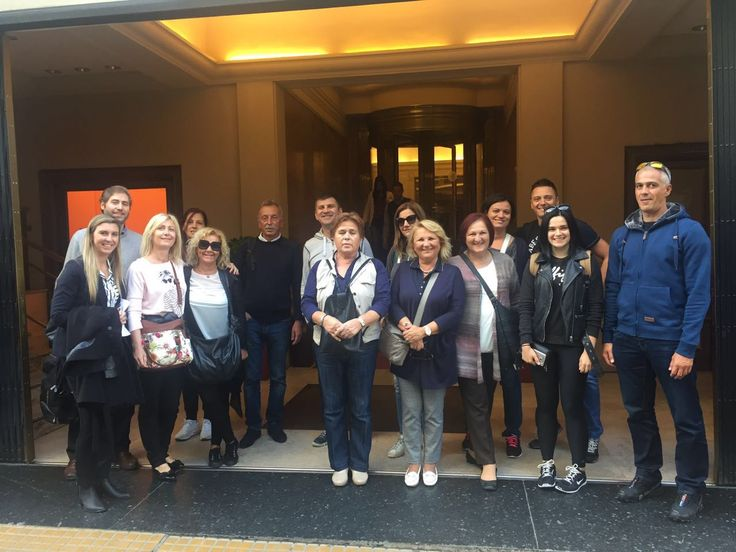 We received the #group of #Croats who arrived in #BuenosAires. We hope you have an excellent #trip and that you #enjoy your #tour! #Thanks for choosing #Across Argentina!  - Recibimos al #grupo de #croatas que llegaron a #BuenosAires. ¡Les deseamos un excelente #viaje y les agradecemos por elegir #AcrossArgentina!