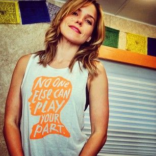 Answer: No one. | Community Post: Proof That Sophia Bush Is The Most Fashionable Person On Instagram