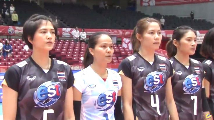 Popular Right Now - Thailand : Thailand vs Kazakhstan | 2016 Volleyball Womens World Olympic Qualification http://www.youtube.com/watch?v=P3tSGUJkQag l http://ift.tt/1W6Ajge