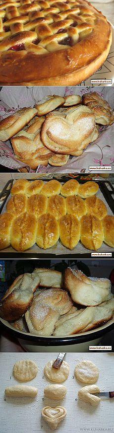 Kruşçev HAMUR №6 Pişirme ve tatlılar