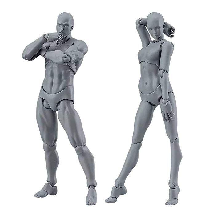 Figuren Actionfigur Modell Menschliche Schaufensterpuppe menschlichen Mannequin