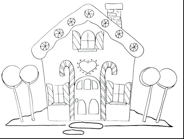 Gingerbread House Coloring Pages Packed With Gingerbread House Coloring Pages In Additio House Colouring Pages Candy Coloring Pages Christmas Gingerbread House