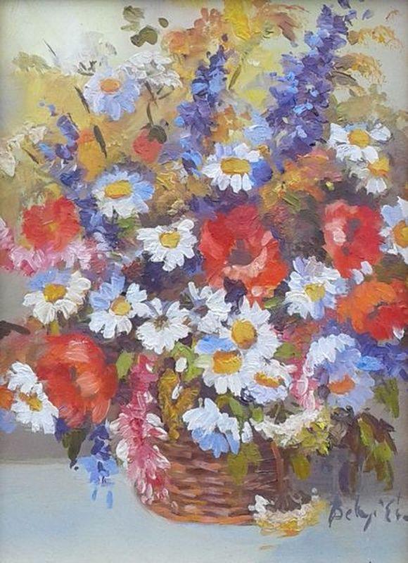 Bényi Éva: Virágcsokor