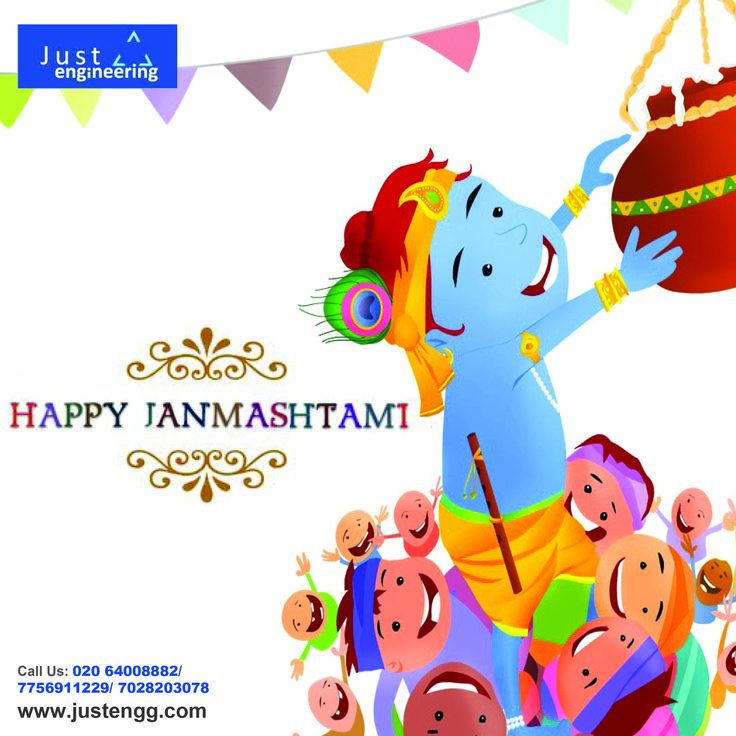 Celebrating Lord #Krishna's B'day, Helps In Awakening Our #Spirit and Reminds Us Of His Presence Always! Happy #Janmashtami!