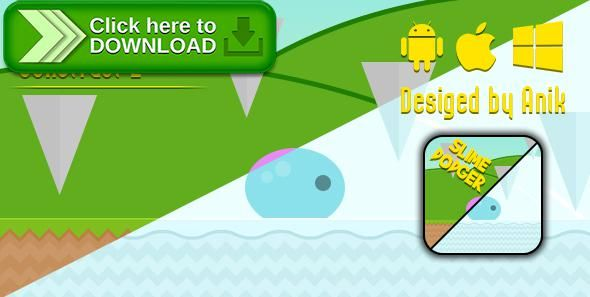 [ThemeForest]Free nulled download Slime Dodger - HTML5 Game (CAPX) from http://zippyfile.download/f.php?id=53877 Tags: ecommerce, android, arcade, infinite game, ios, obstackle, one button, run, season, slime, speed, spike, survive, Tap Game, time killer, winter