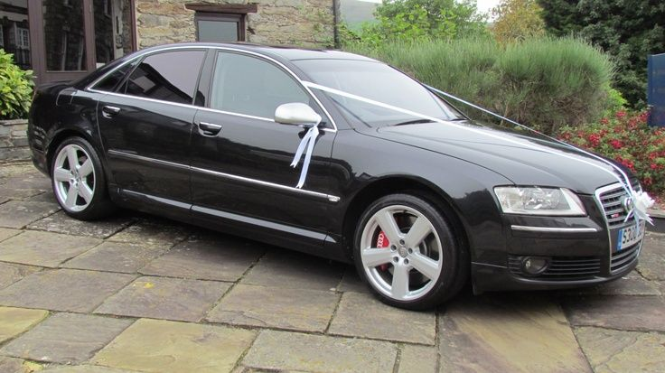 Cool Audi: BBC;s Swindon Fleet - Flagship Audi A8 - 6.0 Litre W12...  Big Black Cars Check more at http://24car.top/2017/2017/07/14/audi-bbcs-swindon-fleet-flagship-audi-a8-6-0-litre-w12-big-black-cars/