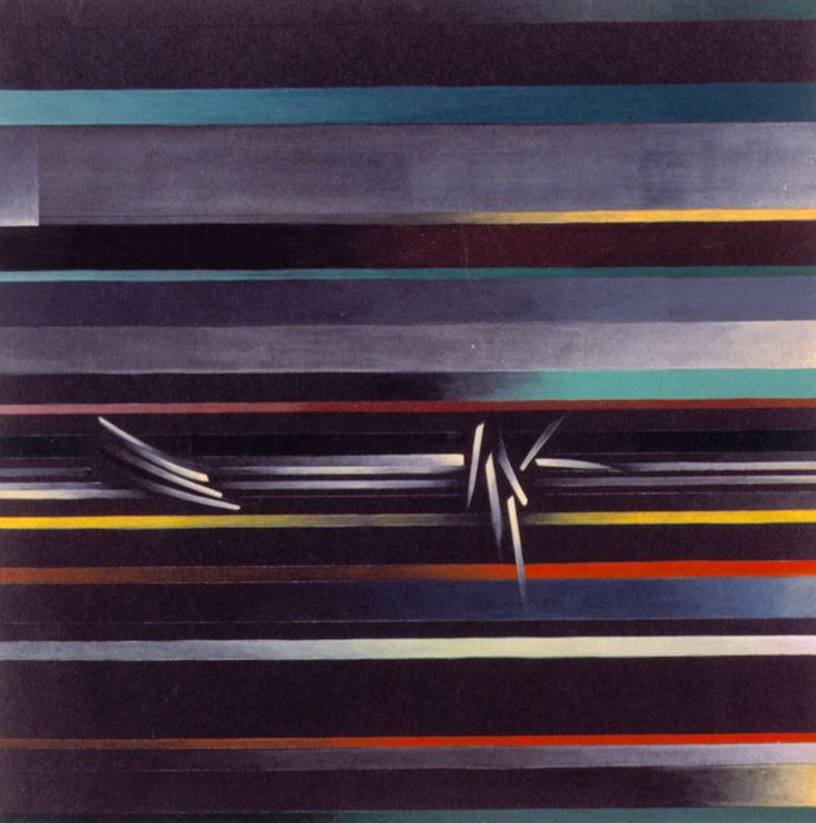 Gallery of The Creative Process of Zaha Hadid, As Revealed Through Her Paintings - 12