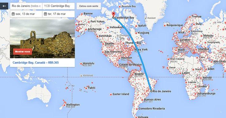 O Google lançou em português o Google Flights (Google Voos para o Brasil) que busca passagens aéreas mais baratas, nesta quarta-feira (25). O recurso funciona por meio do buscador web e na versão de navegação em celulares, com interface totalmente ...