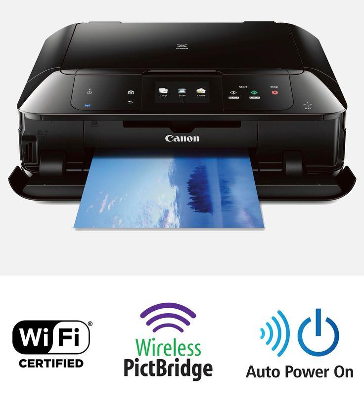 Canon pixma mg7520 wireless allinone color