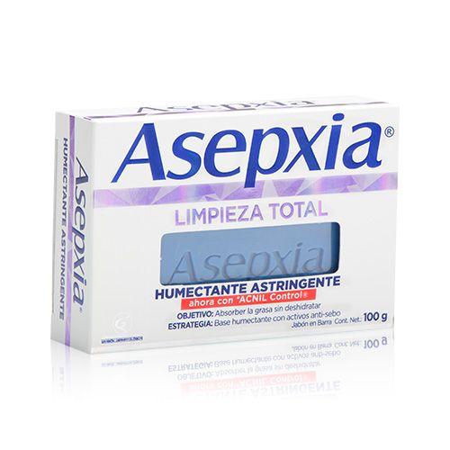 Jabón Humectante Astringente | Asepxia
