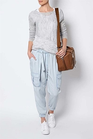 Shop Women's Clothing Australia - Witchery Online - Asymmetric Knit