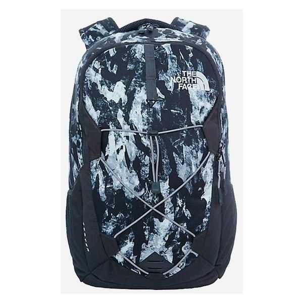 Jester Rucksack White Mountain Camo ($78) ❤ liked on Polyvore featuring bags, backpacks, camo backpack, blue camo backpack, the north face backpack, laptop rucksack and blue backpack
