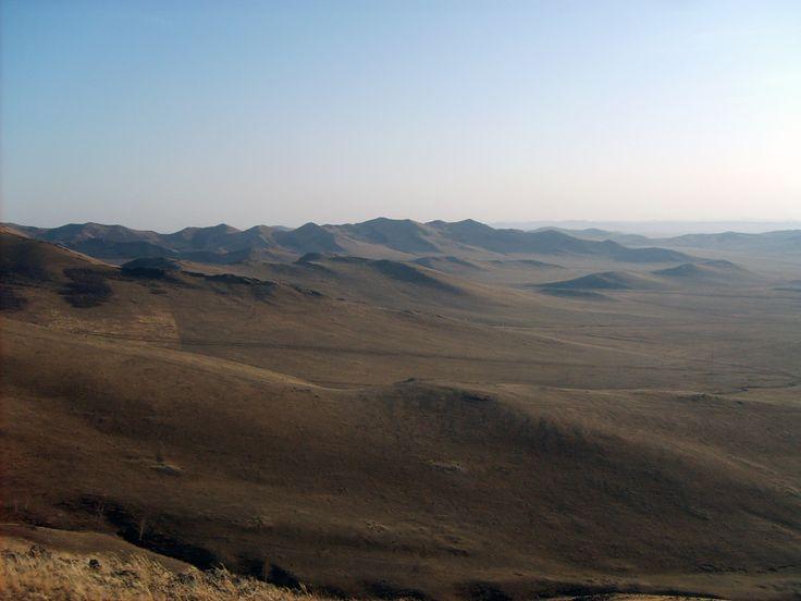 Mongolian landscape  - the beauty of emptiness http://feepix.eu/
