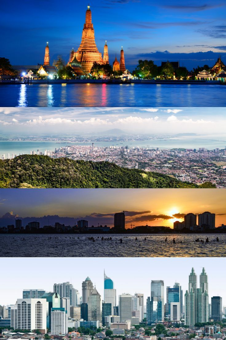 Save On Hilton Hotels In Southeast Asia Green Vacation Deals Philippines Travel Thailand Travel Destinations Southeast Asia Travel