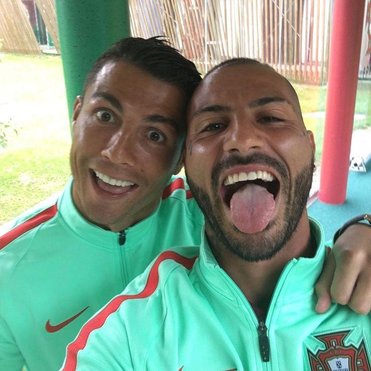 Cristiano Ronaldo & Quaresma Portugal