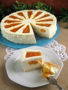Barackos paleo torta Zila formában