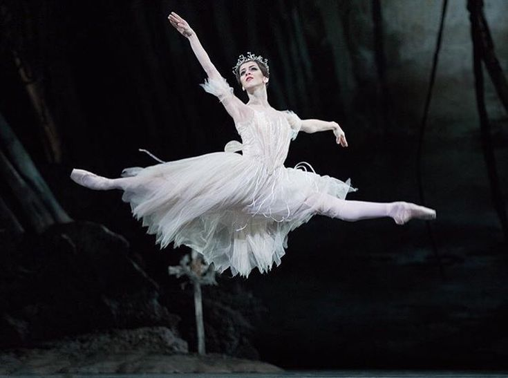 Myrtha from Giselle.
