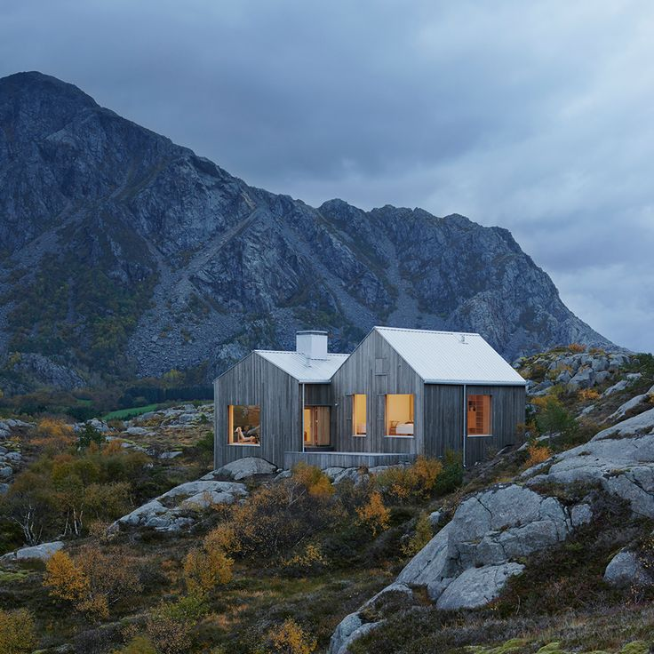 Today we like: Norwegian house design and architecture