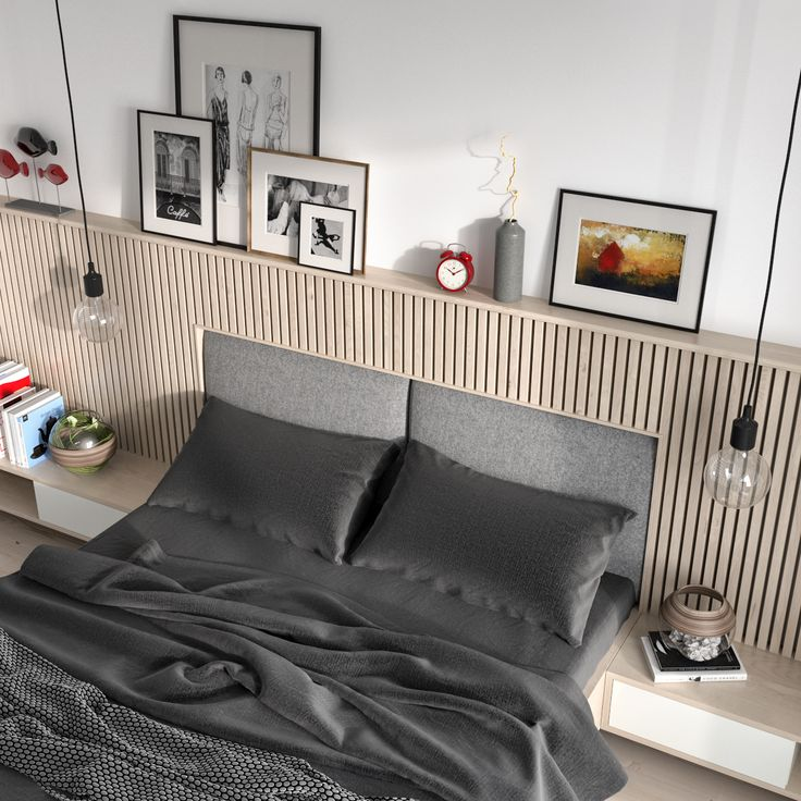 Bedroom Interior on Behance