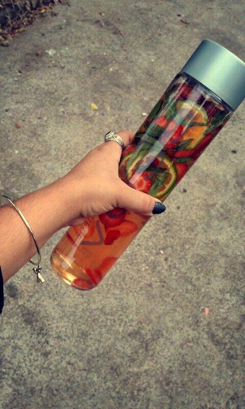 Voss water!!!