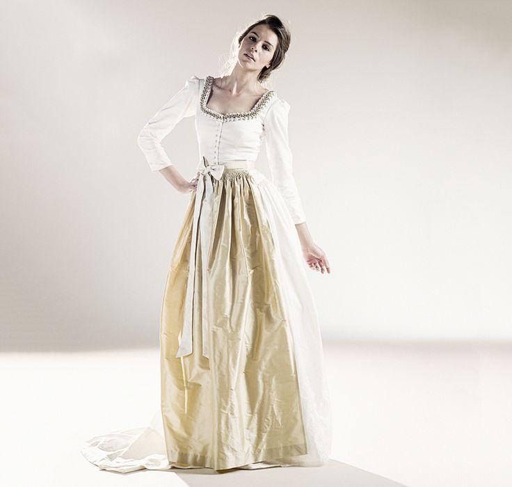 ... about hochzeitskleider on Pinterest  Traditional, Dirndl and In love