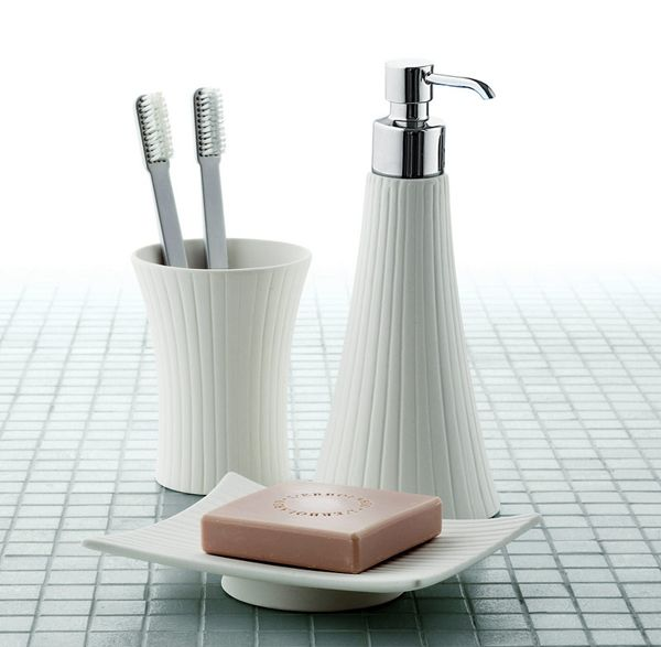 bathroom accessory sets black amazon decor target modern accessories