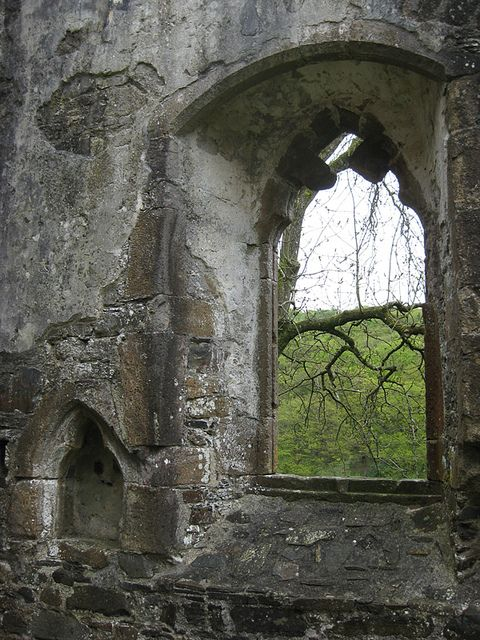 Okehampton Castle - Edward Courtenay's home until his execution by Henry VIII in 1539