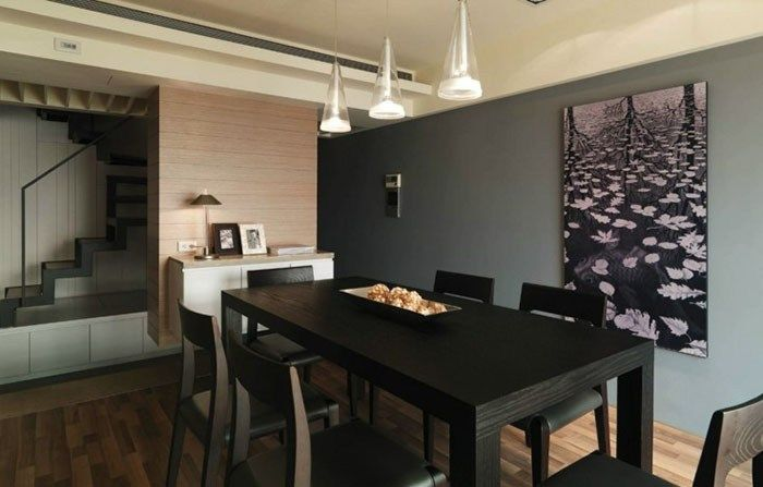 Well If You Are A Single Man That Is Interested In Designing A House However Finds It Di Masculine Interior Design Modern Dining Room Dining Room Decor Modern
