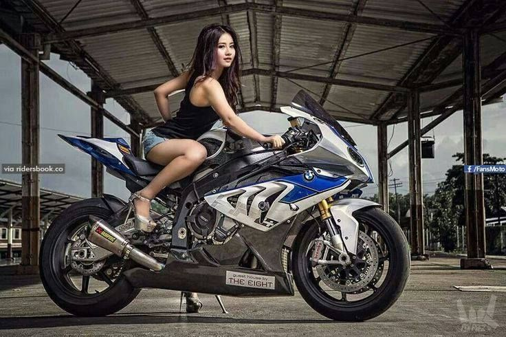 Bmw S1000rr Girl Wallpaper 2013 Bmw S1000rr Hp4 Bmw Girl Riding Motorcycle