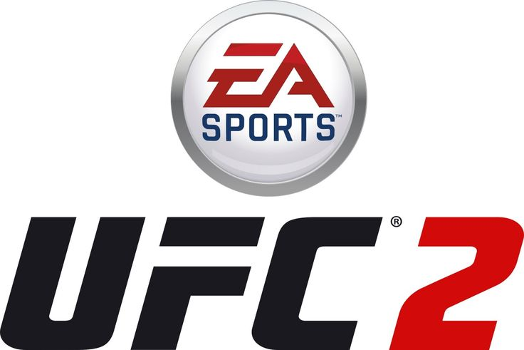 ea sports ufc 2 logo