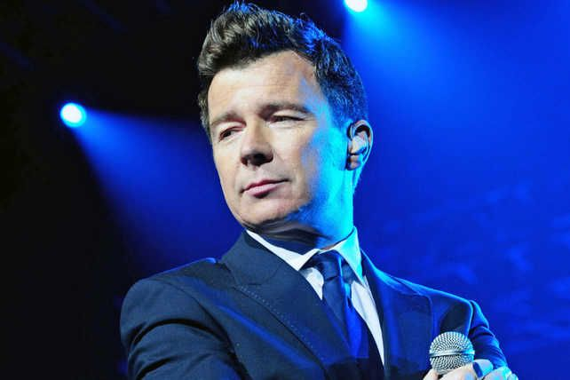 Rick Astley, you still got it.