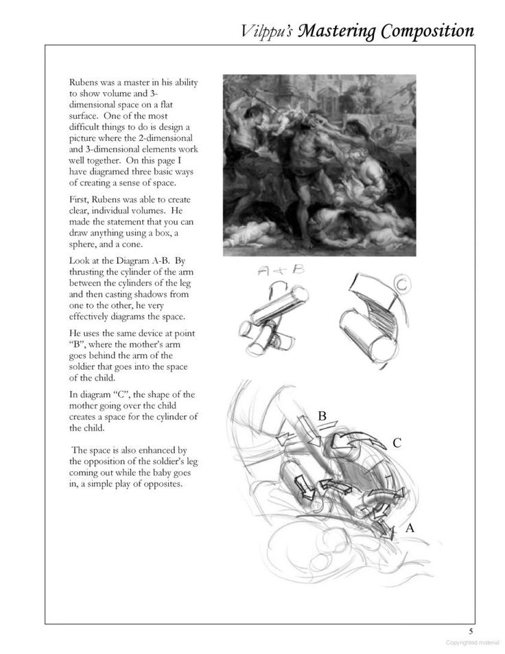 Vilppu's Mastering Composition - Glenn V. Vilppu - Google Books