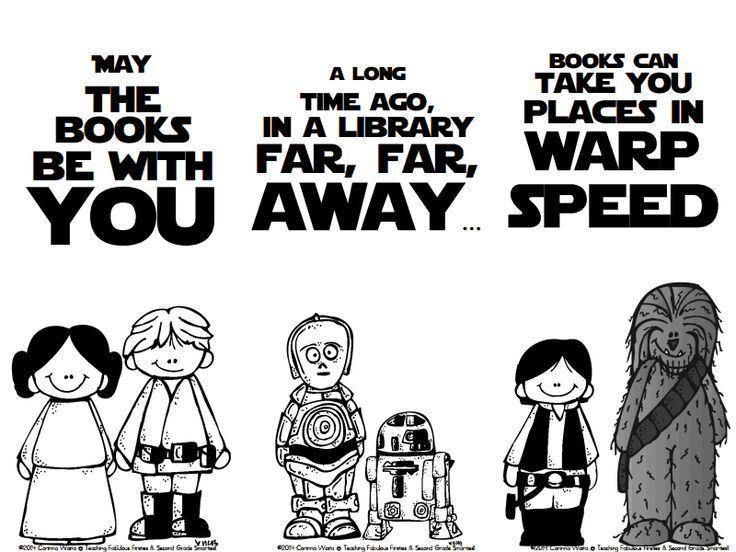 55 best Eureka Star Wars Classroom Theme images on