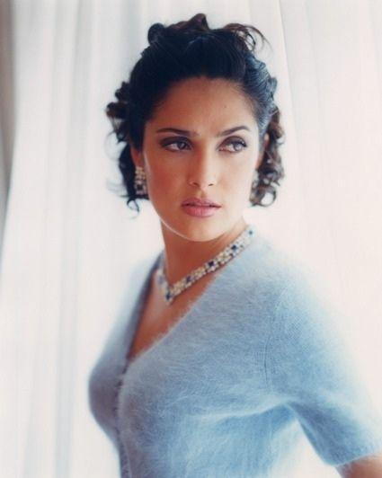 Sweatersirens Salma Hayek Angora Girls Sweaters