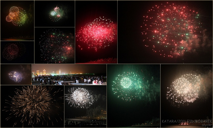 Eid Mubarak - Katara, Qatar. photo: bedevi_hamsi