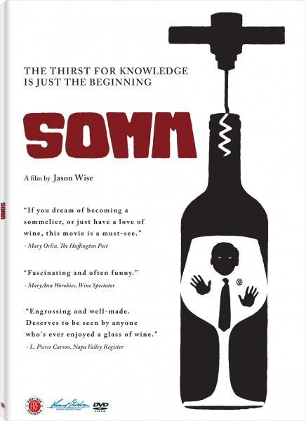 """documentary about the three-day Master Sommelier exam. """"Somm,"""""""