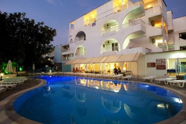 Hotel Studio Anika, recenze hotelu, dovolená a zájezdy do tohoto hotelu na…
