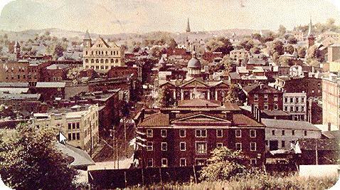 Staunton, Virginia.
