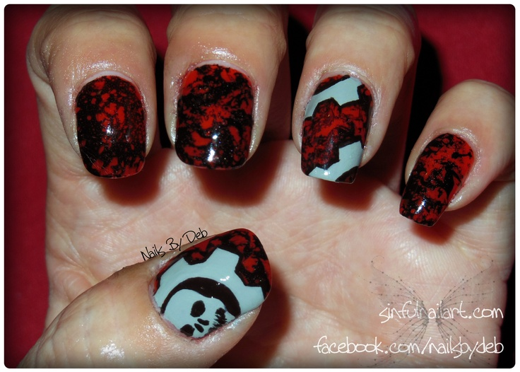 32 best Nails By Deb images on Pinterest | Nails magazine, Nail art ...